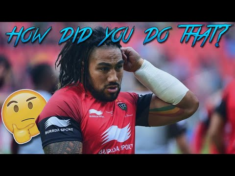 Rugby 'How Did You Do That' Moments
