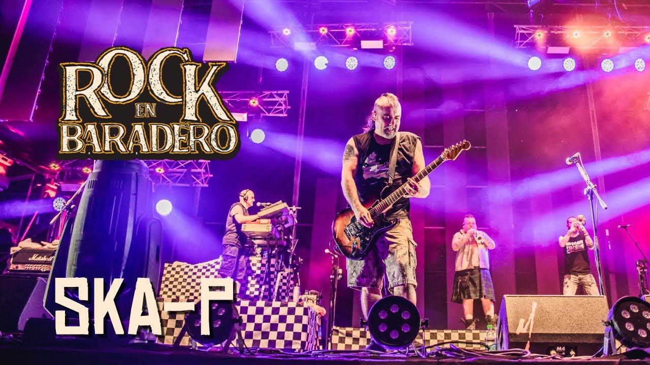 Rock en Baradero 2020 |  Ska-P (Concierto completo)