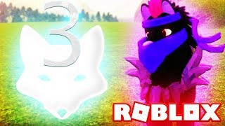 ROBLOX WOLVES LIFE 3 - (Gameplay Lets Play Showcase Roleplay)
