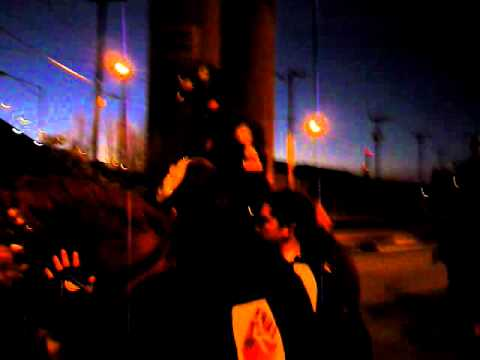 Police Violence at Seattle Port Terminal 18