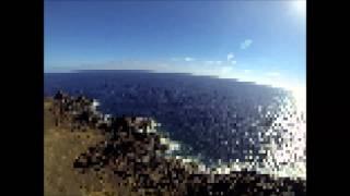 Наш первый полет на Тенерифе