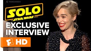 Who Does the Best Chewbacca Impression? - Solo Cast Interview | All Access