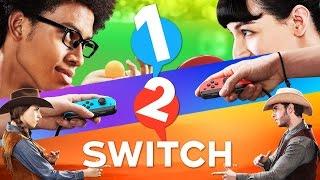 1 2 Switch - Nintendo Switch Presentation 2017 Trailer