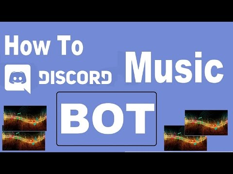 How to Get Music Bot on Discord Server - Fast - HD -