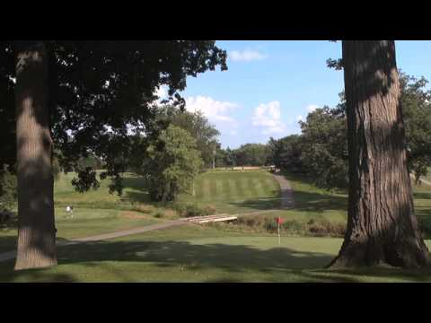 Butte des Morts 2013 golf video