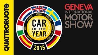 Volkswagen Passat Auto dell'Anno 2015 | Salone di Ginevra 2015
