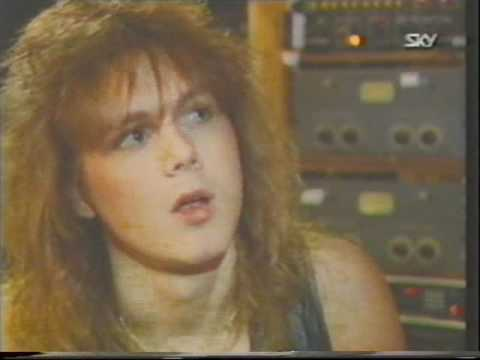 Yngwie Malmsteen 1986 Interview (72 of 100+ Interview Series)
