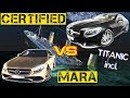 Mercedes Certified: уБИТЫЙ S-COUPE ЗА 5 МЛН