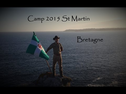 Camp Scout Saint Martin 2015