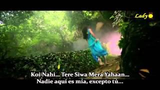 Kabhi Jo Baadal Barse (Jackpot 2013) - Arijit Singh - sub español