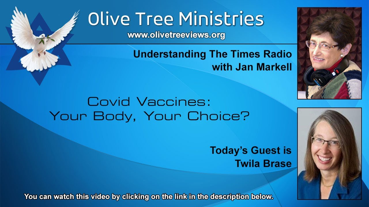 Covid Vaccines: Your Body, Your Choice? – Twila Brase