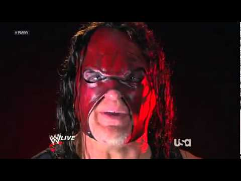 Raw_ A distraught Zack Ryder is attacked again by Kane