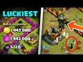 5 Of The Luckiest Attacks Ever In Clash of Clans (Insane)