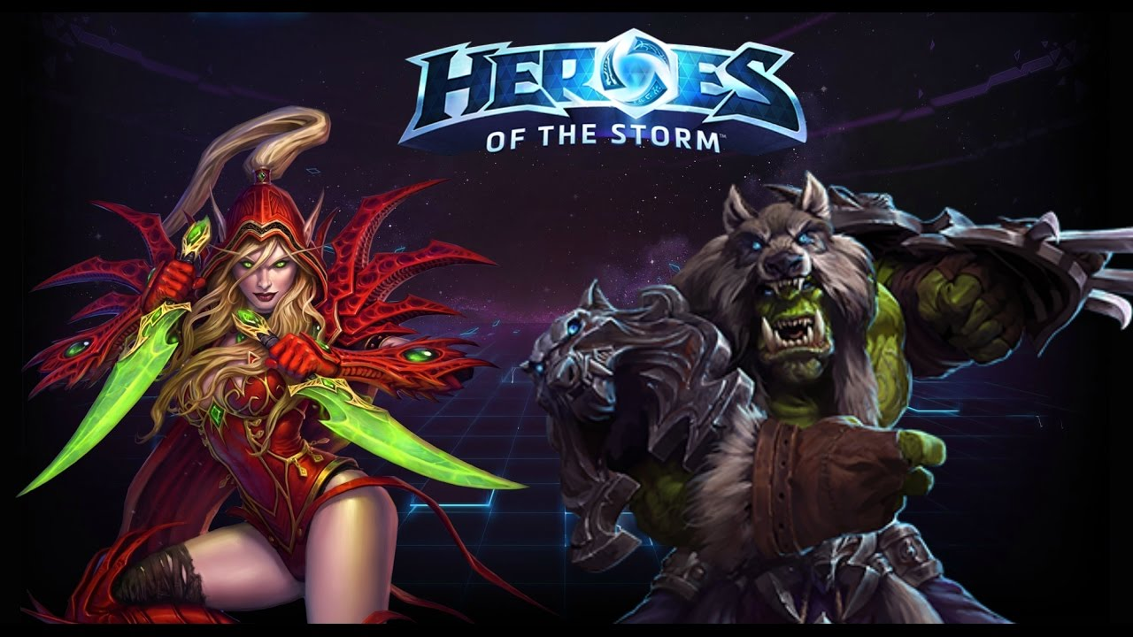 Heroes of the storm matchmaking