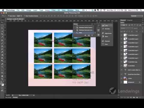 10  Отмена действий в панели истории  Photoshop CS6
