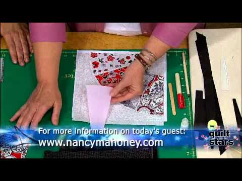 Quilt With The Stars: Nancy Mahoney