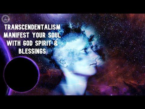 Transcendentalism | Intuitive Pathways | Transcendental Meditation Sounds | Spiritual Lighting