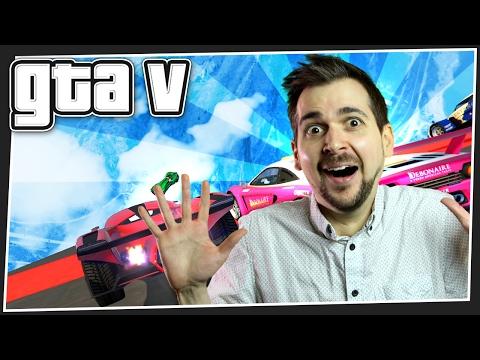 SUPER SKY RAMP | GTA 5 Online