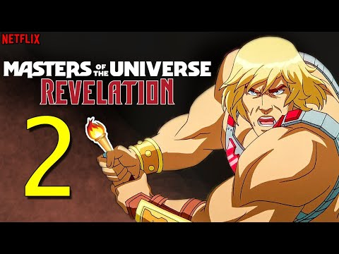 Download Masters of the Universe Revelation Part 2 Trailer, Release Date - Netflix