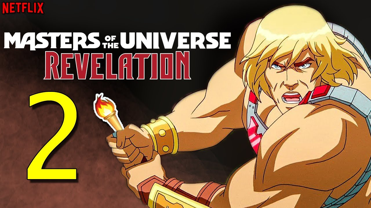 'Masters of the Universe: Revelation' on Netflix: When Will Part 2 ...