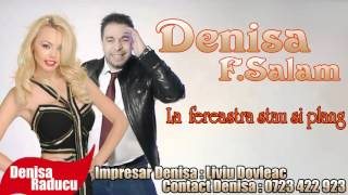 DENISA SI FLORIN SALAM -  La fereastra stau si plang remix 2016