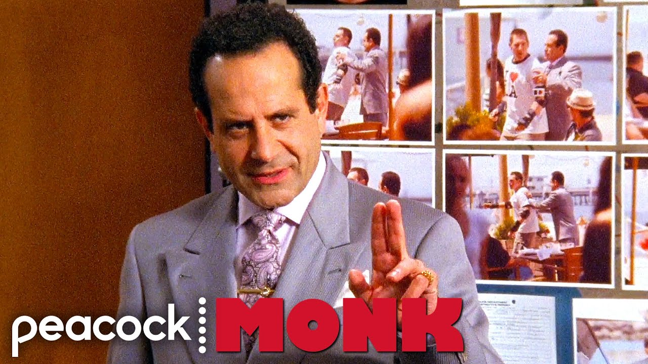 Download Monk is a Real Badass | Monk