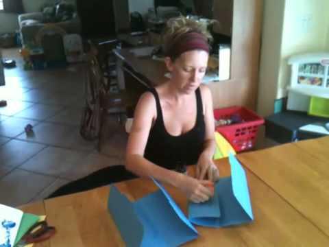 Making A Double Lapbook - EarthMamasWorld