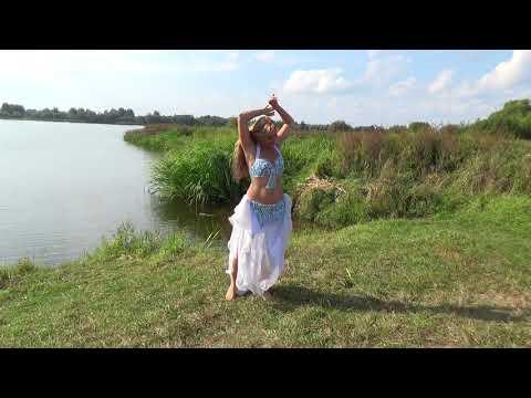 Восточный танец на Волге Алена Сергиев Посад .9.9.2018