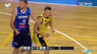 Highlights - Peñarol 78-84 Obras (24/4/2019)