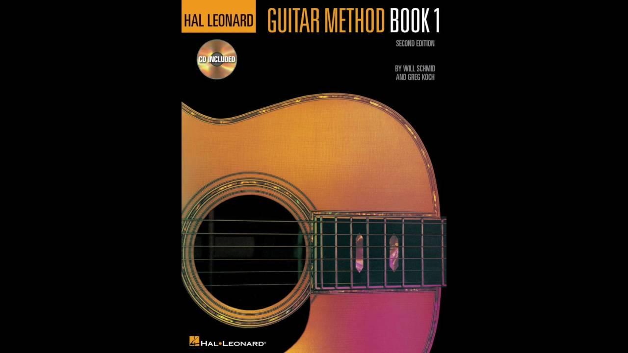 63 Deep Blue | Hal Leonard Guitar Method Book 1