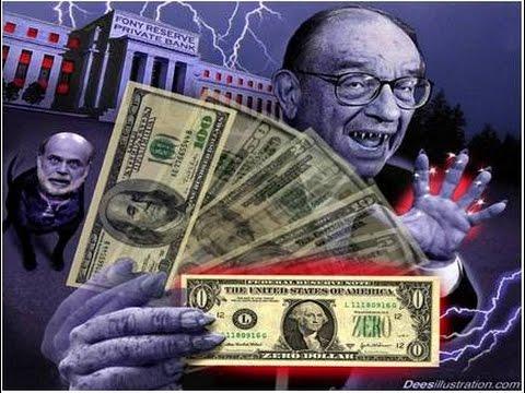 Bank Rezerwy Federalnej USA-Film Dokumentalny Lektor