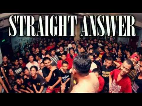 Straight Answer - PUNKS UNITED ( INASUBS Cover ) with Lyrics