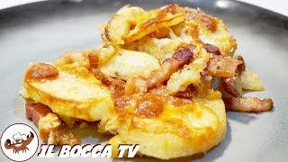 588 - Patate gratinate al forno...quasi quasi ci ritorno! (contorno delizioso facile e veloce)
