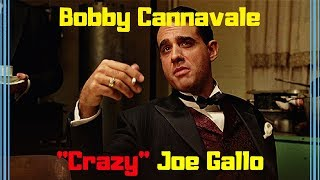 "The Irishman | ""Crazy"" Joe Gallo to have Expanded Role?"