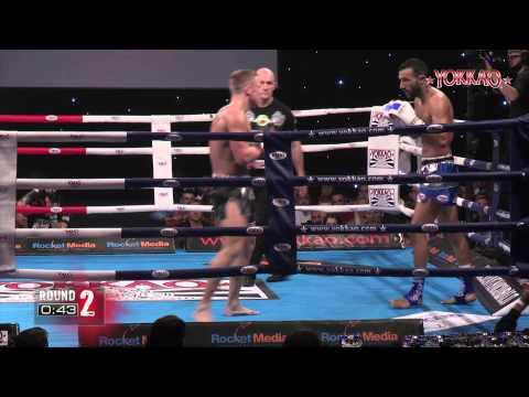 YOKKAO 10 World Title -70kg: Jordan Watson vs Mickael Piscitello FULL-HD