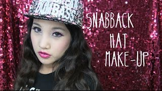 SnapBack Hat Make-Up!