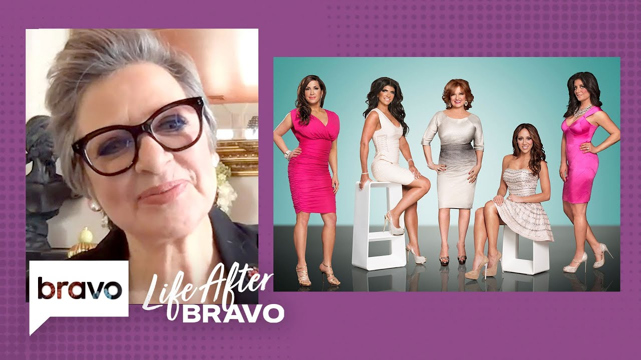 How Does Caroline Manzo Feel About Her Time on RHONJ Now? | Life After Bravo