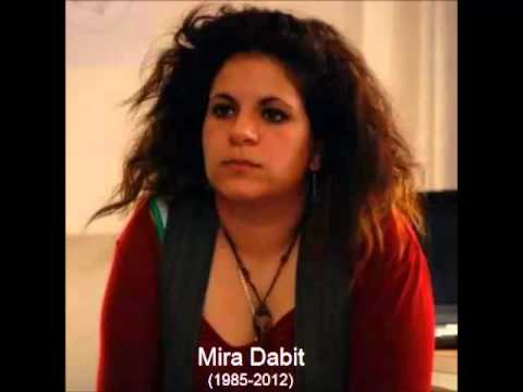 Interview with Mira Dabit-Palestinian activist
