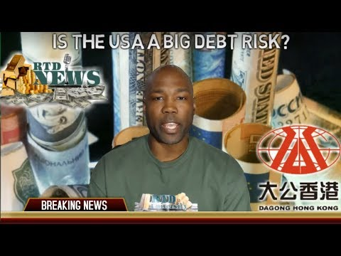 USA Credit Downgraded By Asian Agency