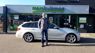 BMW 3 Serie Touring 320i xDrive OCCASION REVIEW VIDEO