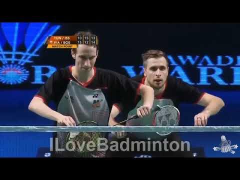 Video Lucu Saat Bertanding Badminton Bikin NGAKAK!!!