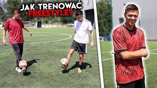 LOTAR UCZY NAS FREESTYLE'U | GDfootball
