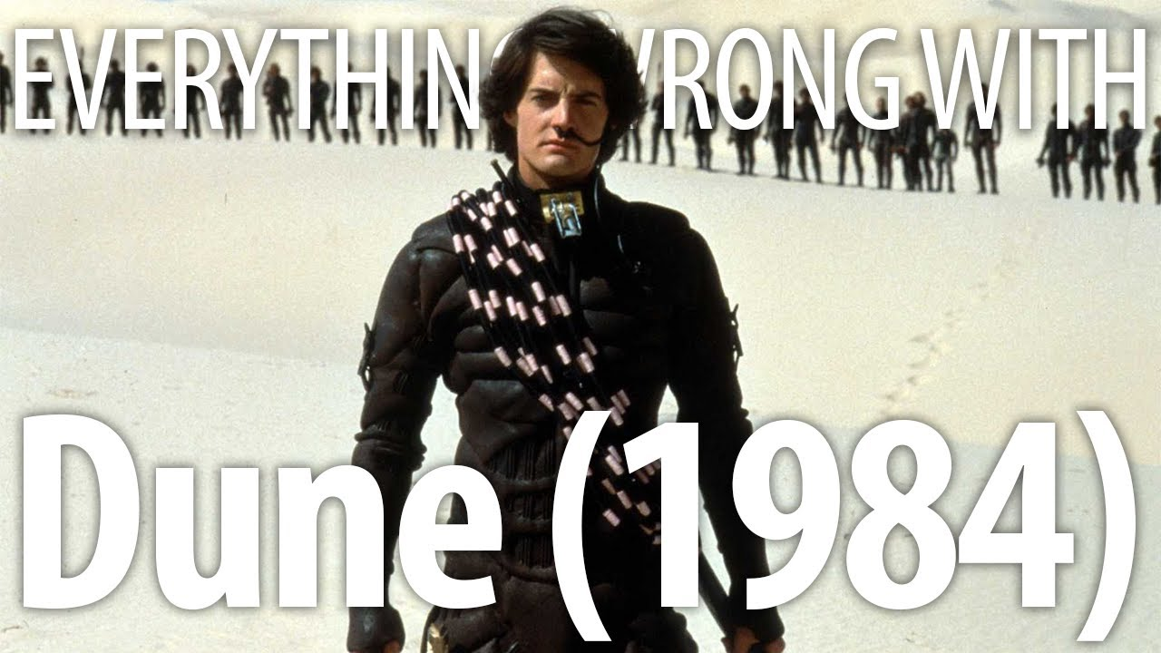 Download Everything Wrong With Dune (1984) In 18 Minutes Or Less