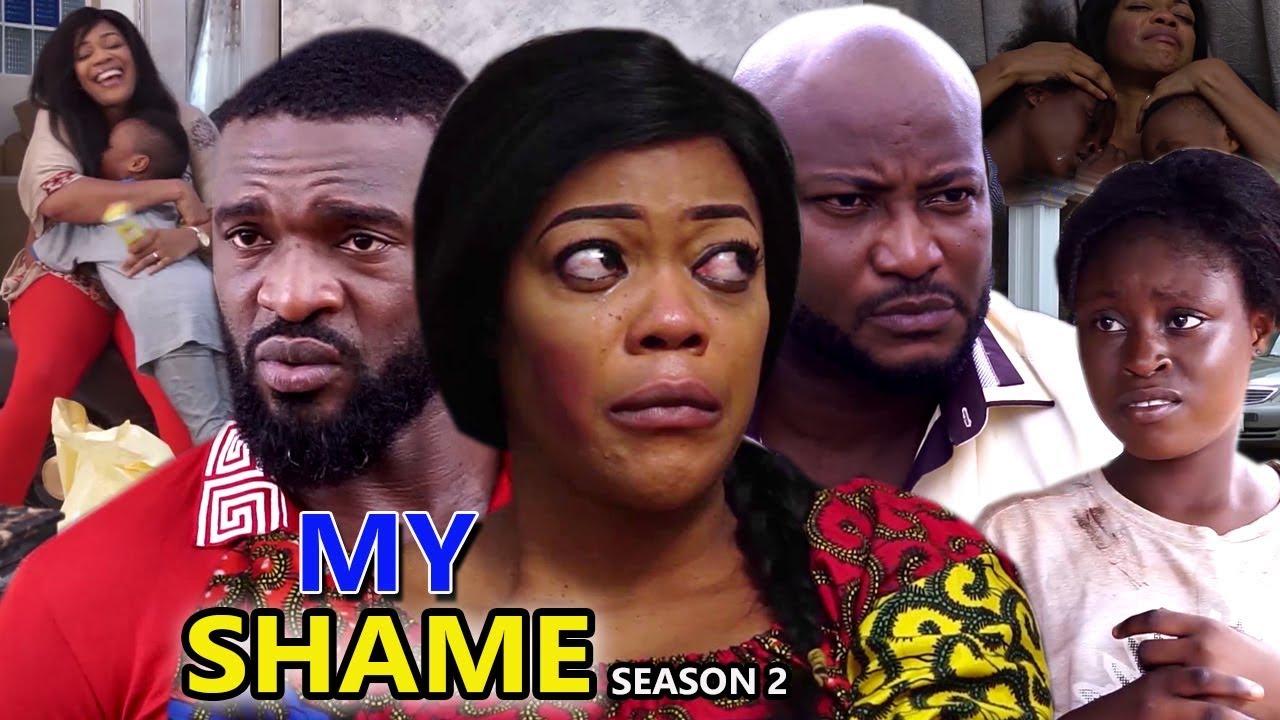 Download MY SHAME SEASON 2 - (New Movie) 2019 Latest Nigerian Nollywood Movie Full HD   1080p
