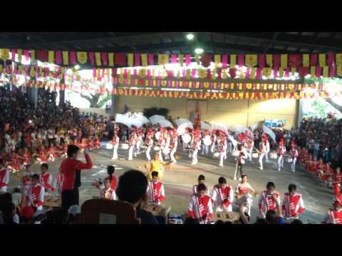 Dipaculao National High School Drum and Lyre Corps