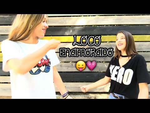 VideoStar! Loco enamorado-Abraham M. //Celia y Elena