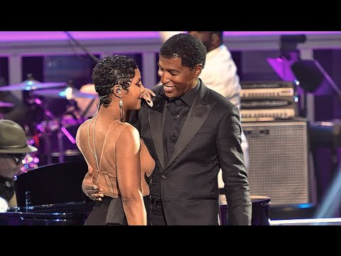 Toni Braxton and Babyface - Roller Coaster