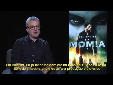 Entrevista  Alex Kurtzman | A Múmia
