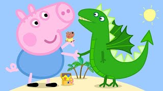 Peppa Pig English Episodes | Making Friends | Valentine's Day Special Part 2 Peppa Pig Official