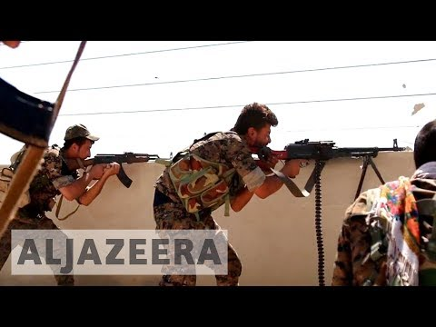 Syria: UN pushes for pause in Raqqa fighting to let civilians flee